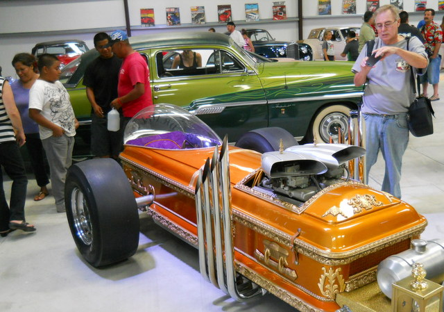 Lots of funny cars from the '70's