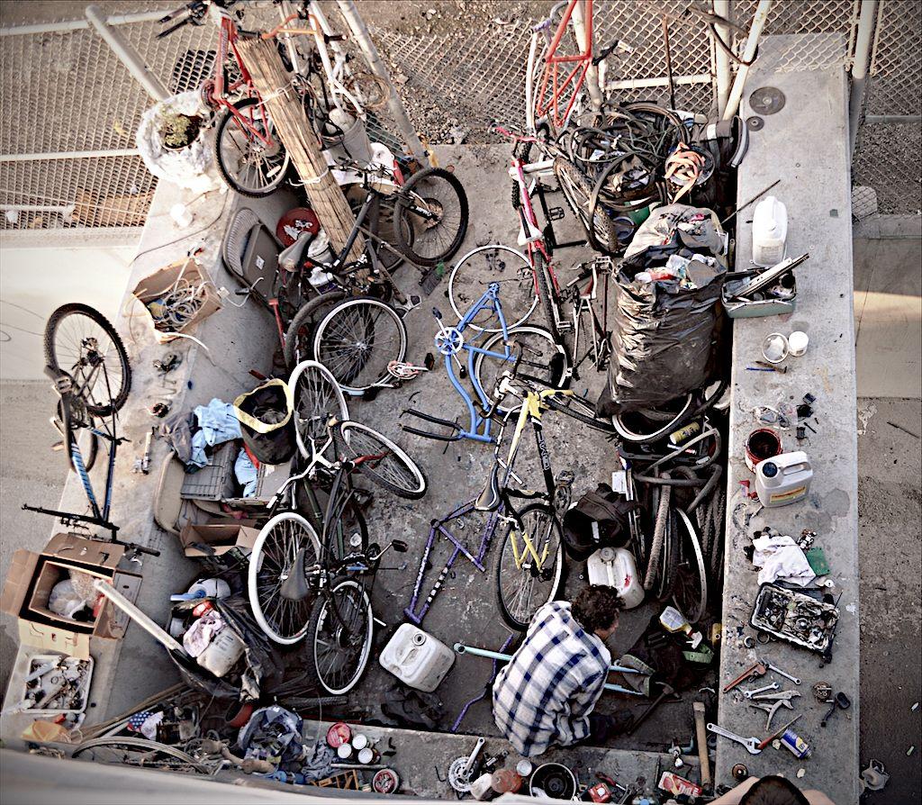 Eduardo's bike shop