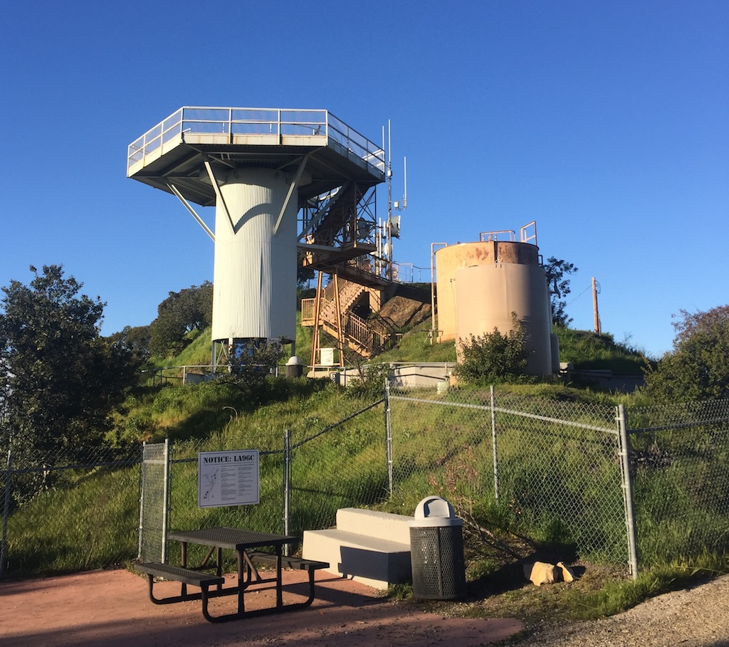 The Radar Station