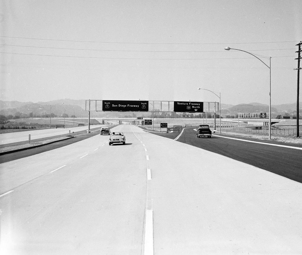 1958, when the Valley was quiet